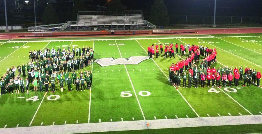 IWU+and+ISU%E2%80%99s+women+athletes+come+together+to+support+Lauren+Hill