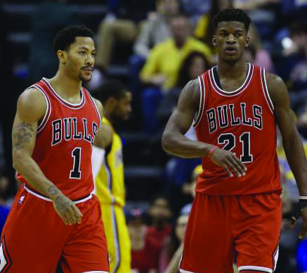 Injury-laden Bulls regaining health just in time
