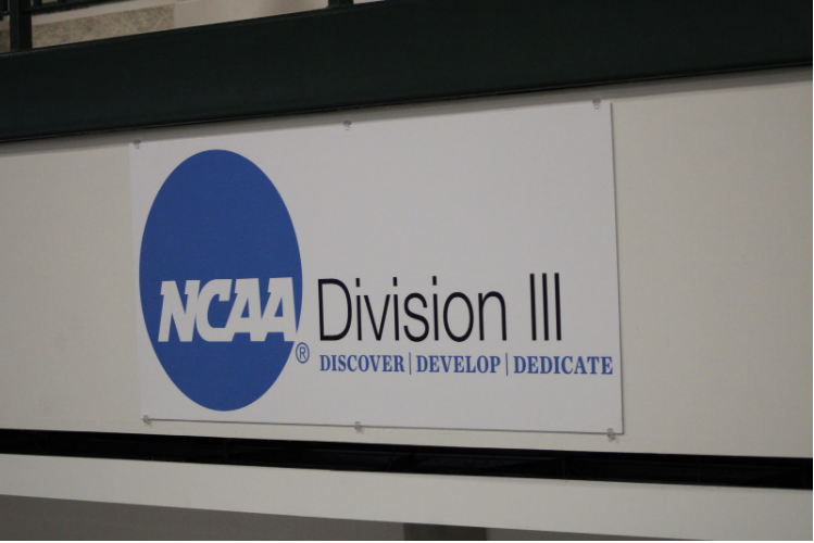 IWU and other schools across the nation are part of the NCAA Division III. Photo: Samira Kassem