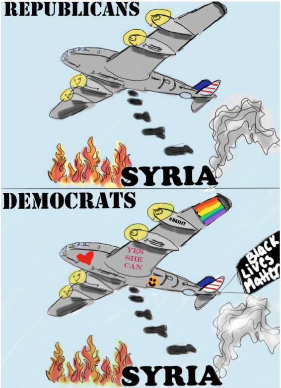 Presidents come and go, Syria still suffers