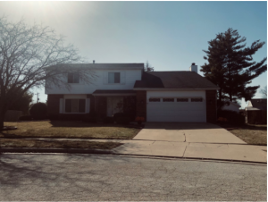 313 Carl Drive, the home where the murders took place, as it looks today.  Photo: Samira Kassem