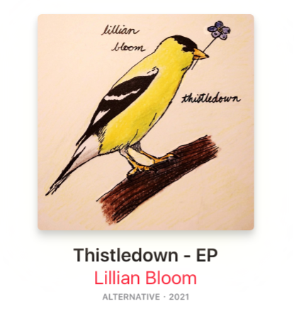 Thistledown came out early February of 2021