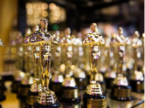 The Oscars' will be this April 25th.  Photo: Getty Images