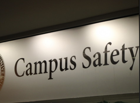 Suspicious activity on campuses merits safety statement