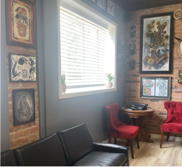 Bloomington tattoo shop revived next to campus